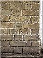 TL1272 : Bench Mark, Spaldwick by Michael Trolove
