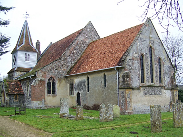 Church of St Mary the Less, Chilbolton