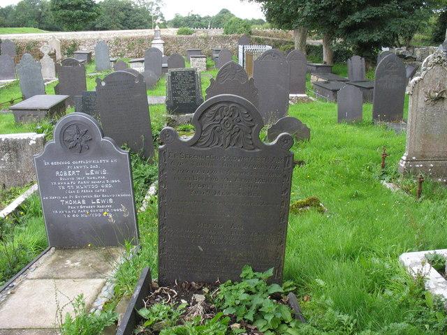 Mynwent St Gallgo Cemetery