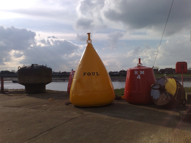 Renovated buoys