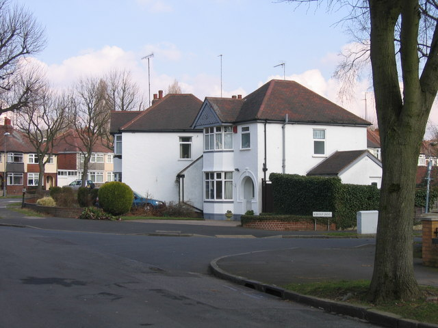Quinton, Green Lane, Birdlip Road Junction