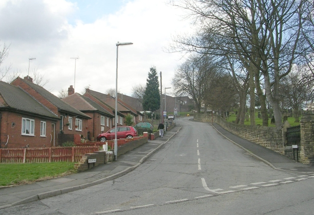 Arncliffe Road - Cemetery Road