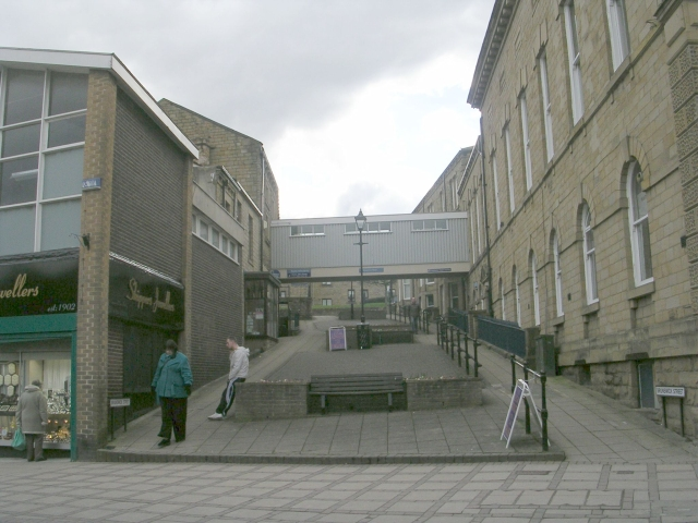 Brunswick Street - Commercial Street
