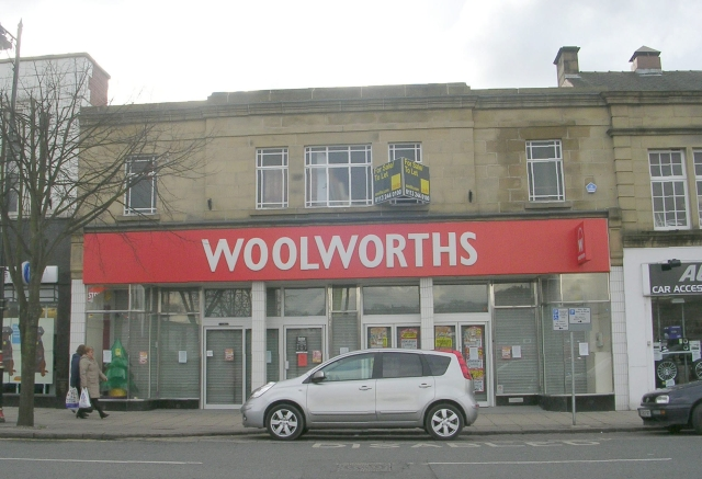 Woolworths - Commercial Street