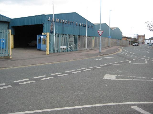 JV Murcott & Sons Ltd.