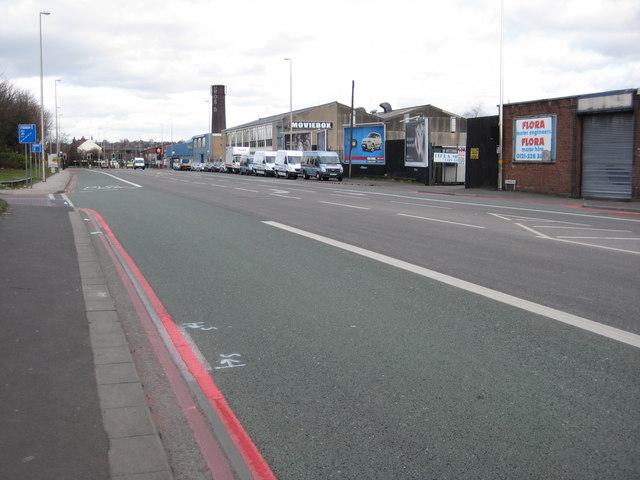 Lichfield Road, Aston