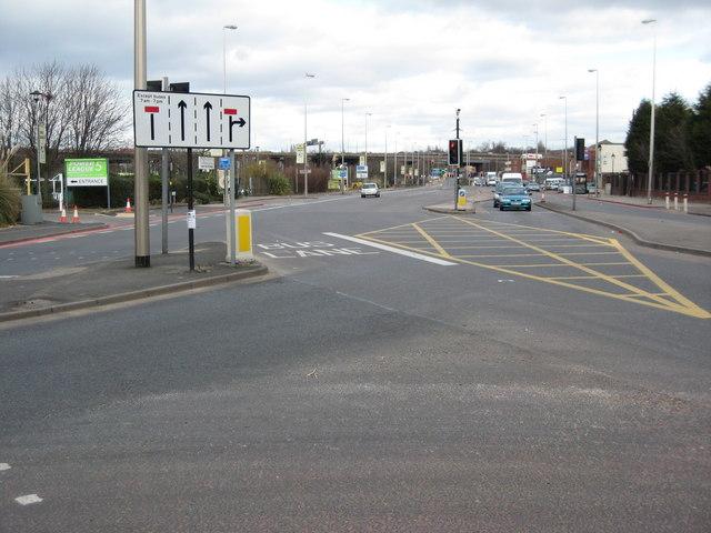 Lichfield Road Aston