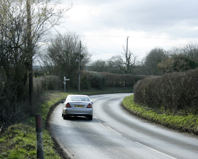 2009 : A359 looking south
