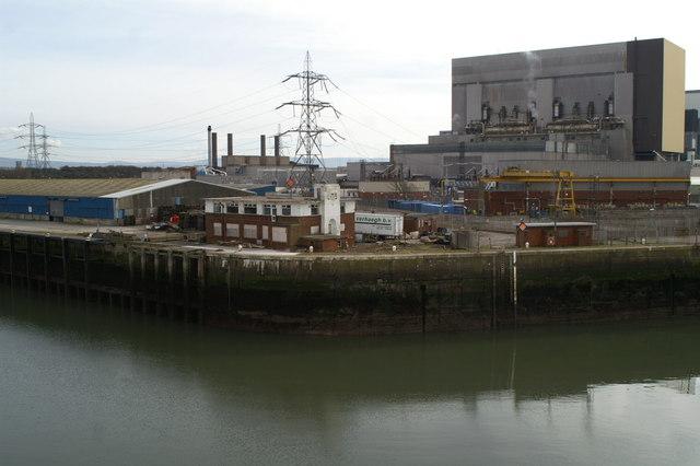 Former London Midland Scottish Port Manager's Office, Heysham