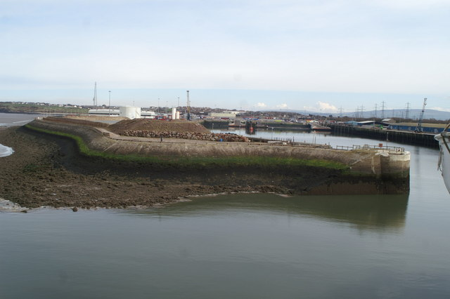North Pier, Heysham Harbour