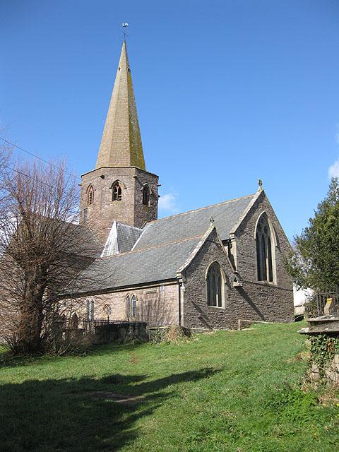 Church of St. Nicholas, Grosmont