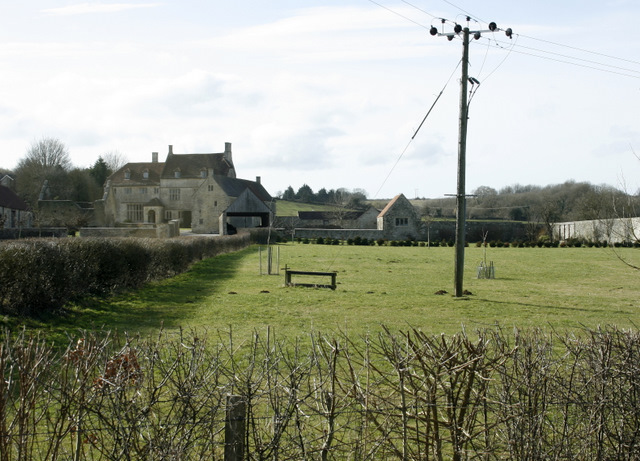 2009 : At the end of Cloford Lane