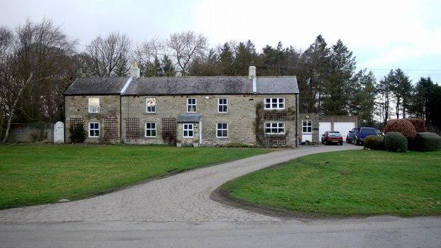 The Old Inn, Heugh