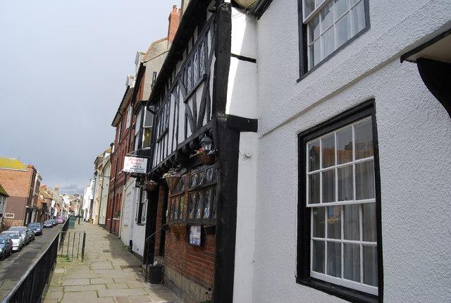 Medieval Lodge, All Saints' St