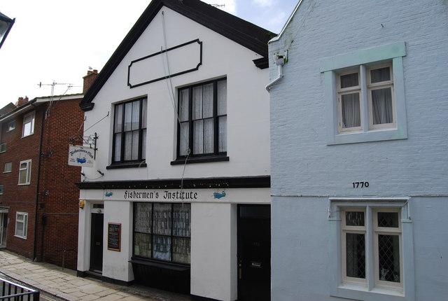 The Fishermen's Institute, All Saints' St