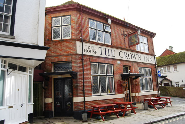The Crown Inn, All Saints' St