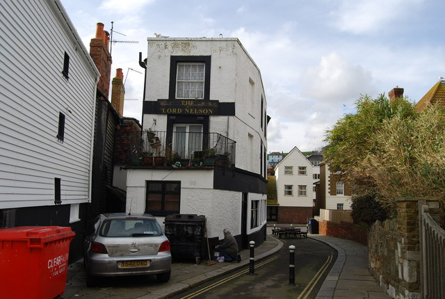 The Lord Nelson, Courthouse St
