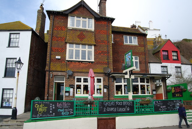 The Dolphin, Rock-A-Nore Rd