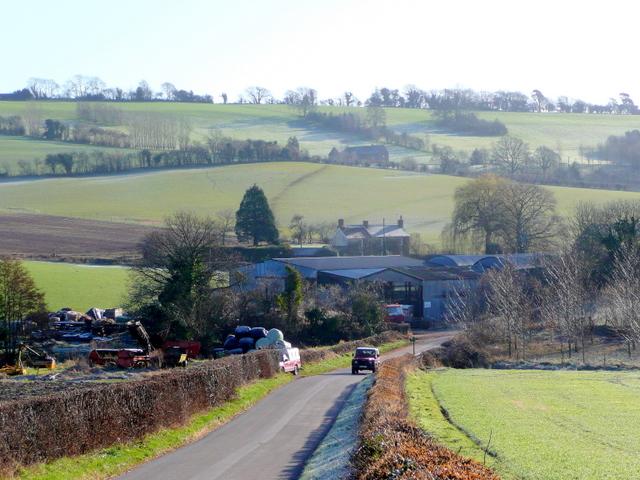 Burton Farm and Linton Ridge