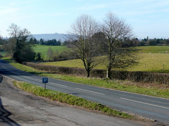 B4215 near Newent