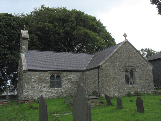 Eglwys Gallgo Sant/St Gallgo Church, Llanallgo