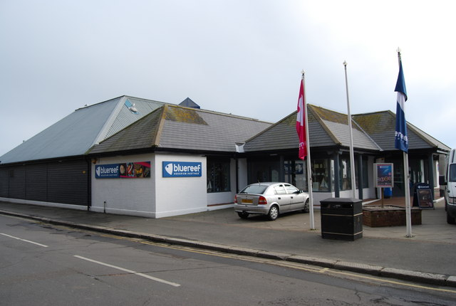 Bluereef Aquarium, Rock-A-Nore Rd