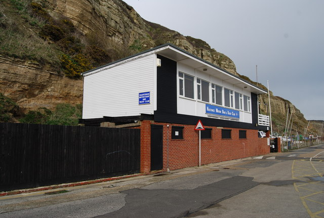 Hastings Motor Boat & Yacht Club, Rock-A-Nore Rd