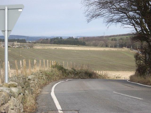 Road to Kinellar