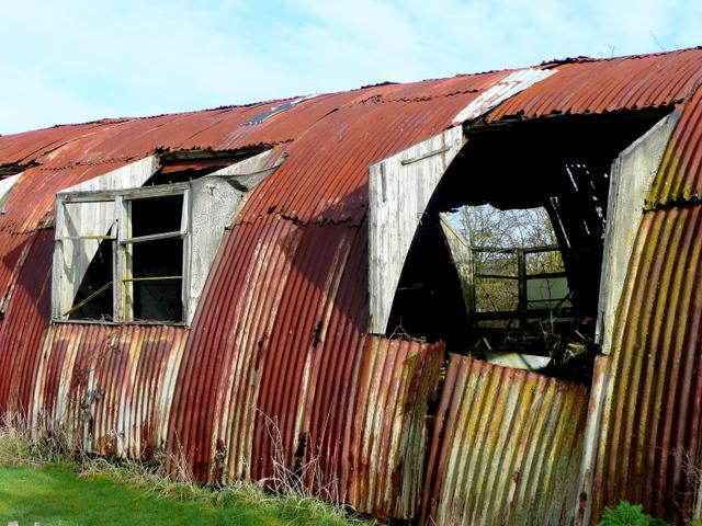 Rusty building 3