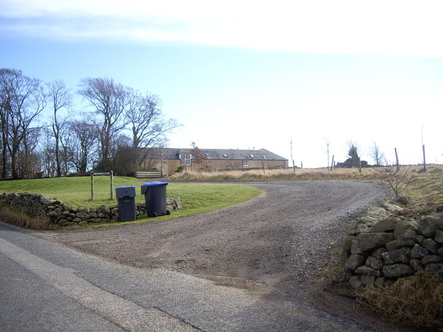 Access to Auchinclech