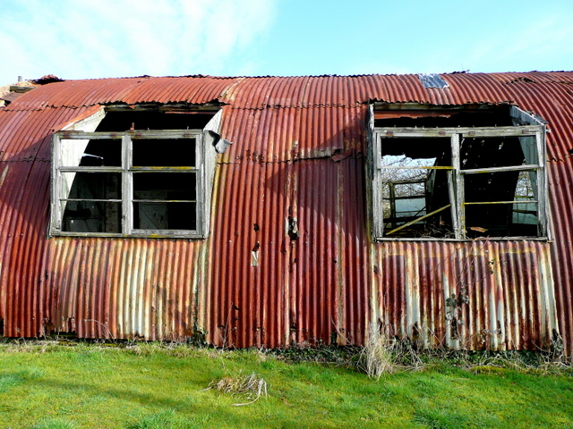 Rusty building 4