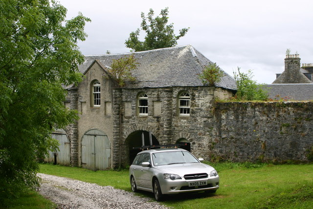 The Old Coach House, Corry