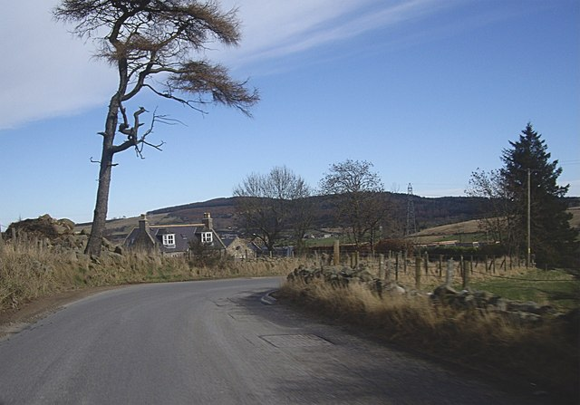 Hillhead of Concraig