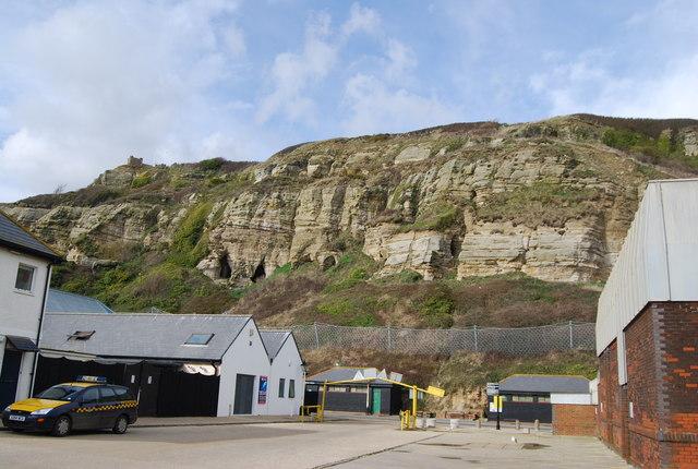 East Hill Cliffs