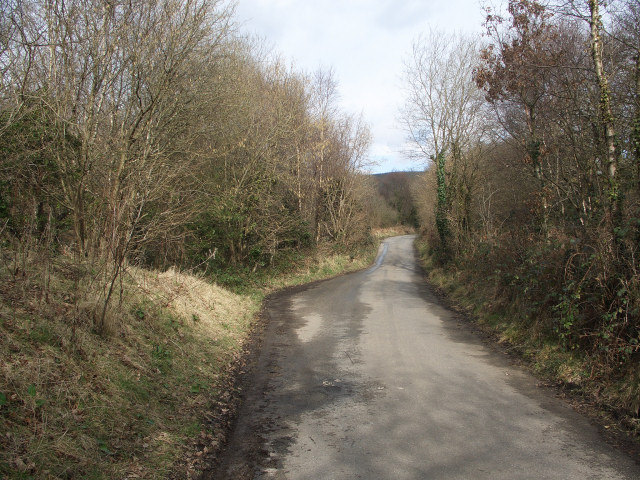 Cwmdu Road by Garth