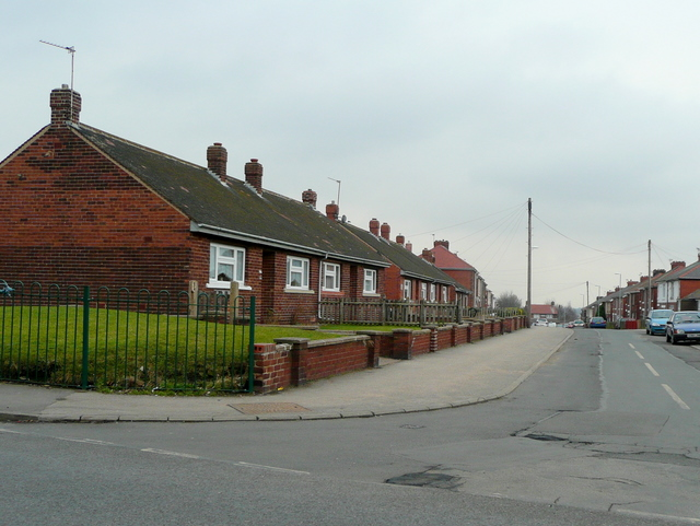 Uplands Avenue, Kexbrough