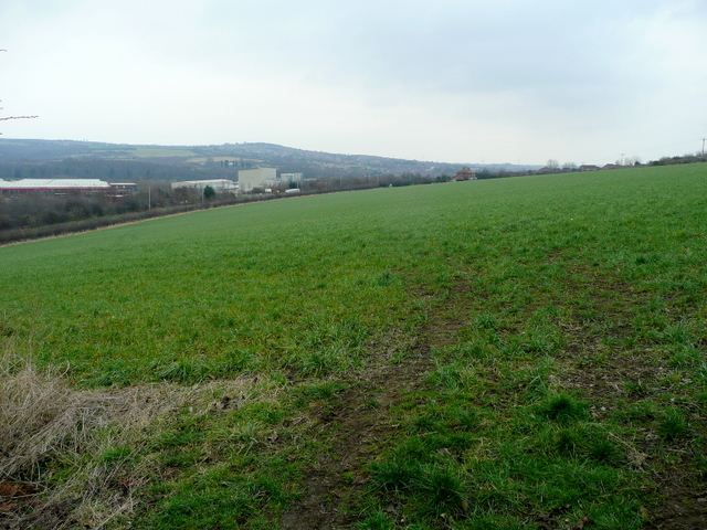 View over the Dearne Valley