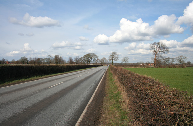 Eardswick Lane, near High Farm