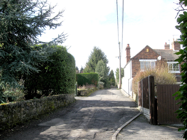 Quarry Lane, Ketley