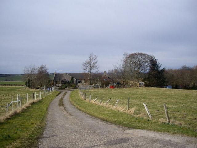 Cottages off B979