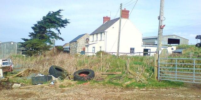 St Elvis' Farmhouse