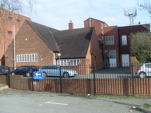Gerrards Cross Telephone Exchange
