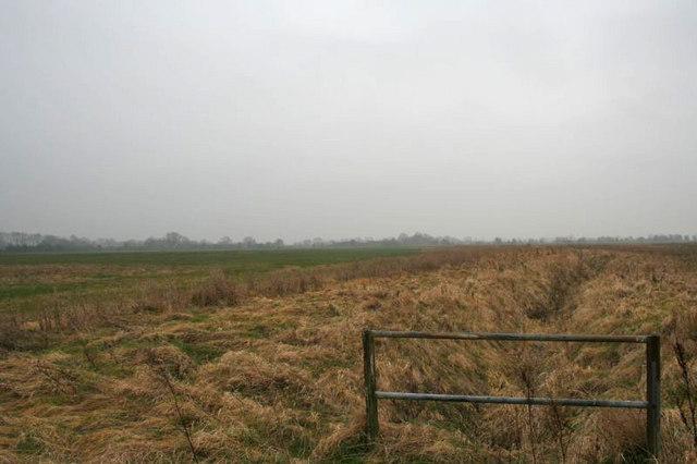 Towards Bradfield barn
