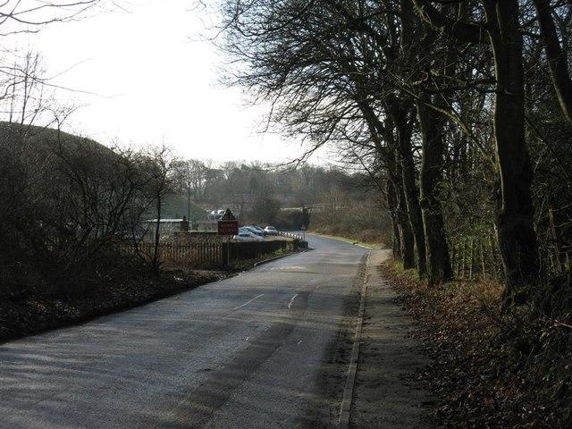 Standingstane Road, Dalmeny