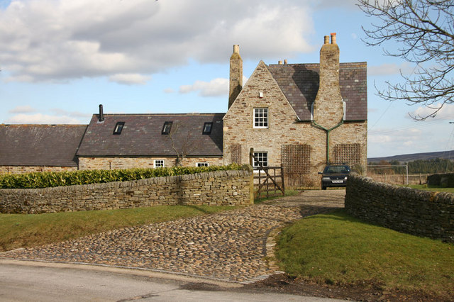 House in Hunstanworth
