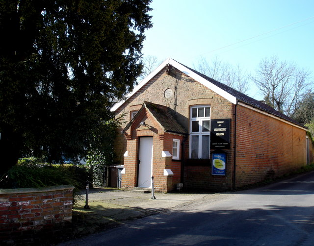 Tuddenham Chapel