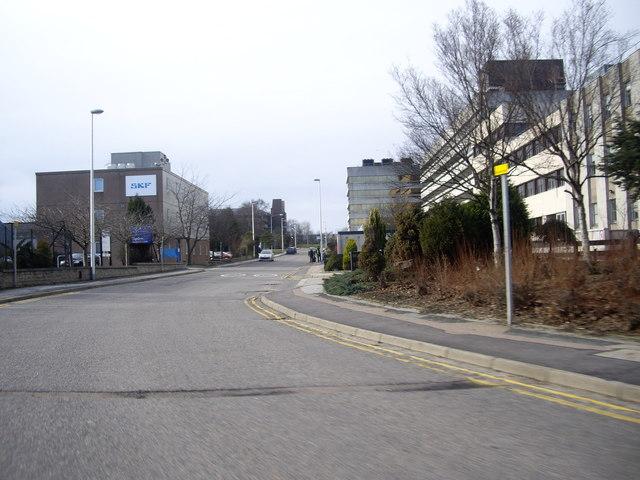 Wellheads Road, Dyce