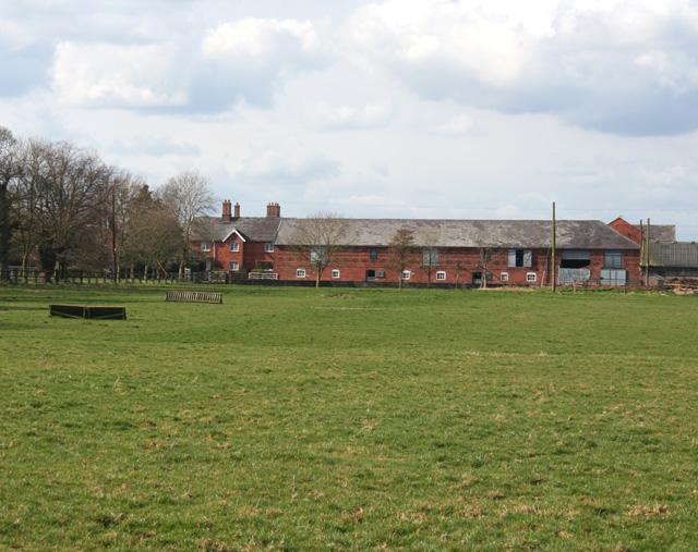 Eardswick Hall, Minshull Vernon