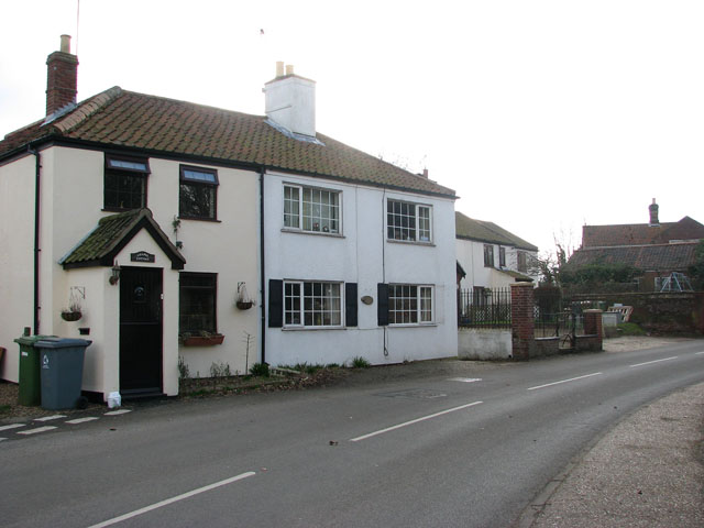 Cottages on Norwich Road