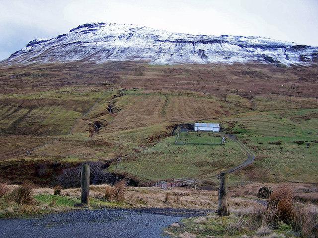 Across Glen Eynort